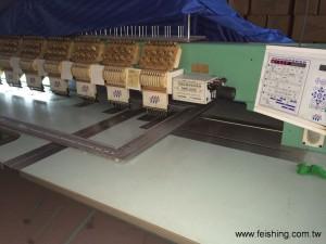 used sewing machines-Tajima-tmfd-920-004