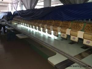 used sewing machines-Tajima-tmfd-920-005