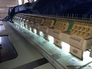 used sewing machines-Tajima-tmfd-920-011