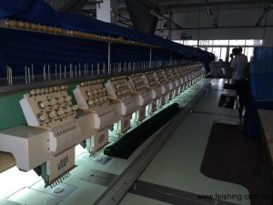 used sewing machines-Tajima-tmfd-920-015