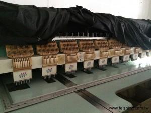 used sewing machines-Tajima-tmfd-920-025